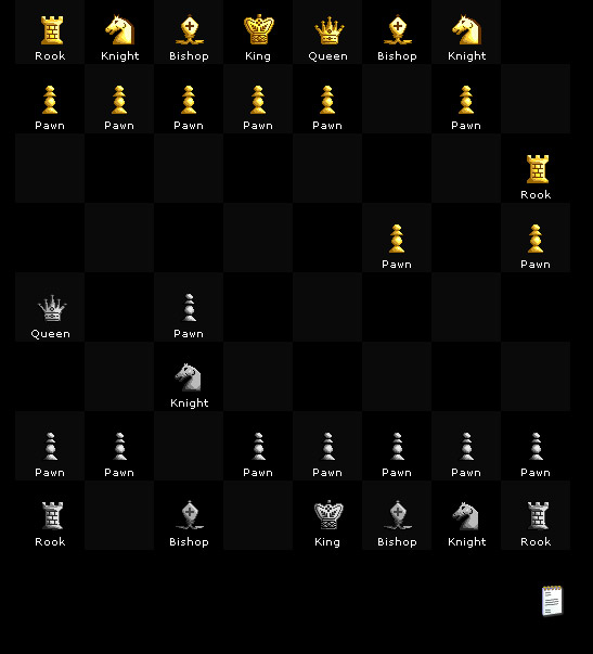 shiftychess view chess pieces